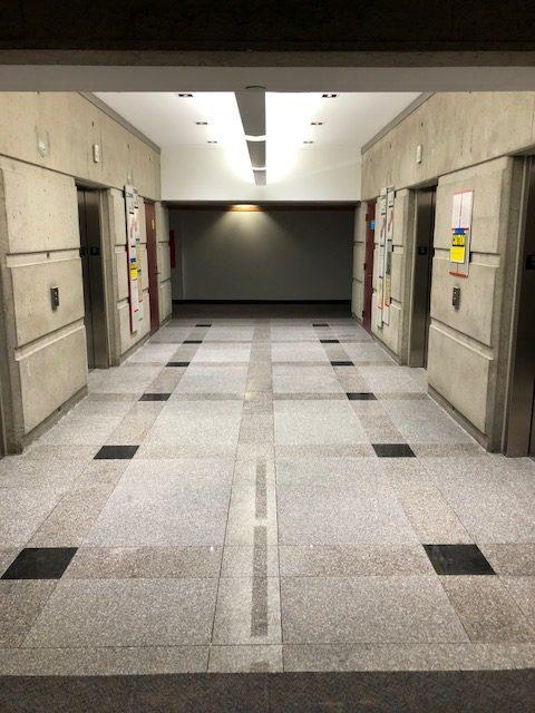 4900 Yonge St. Elevator Lobby