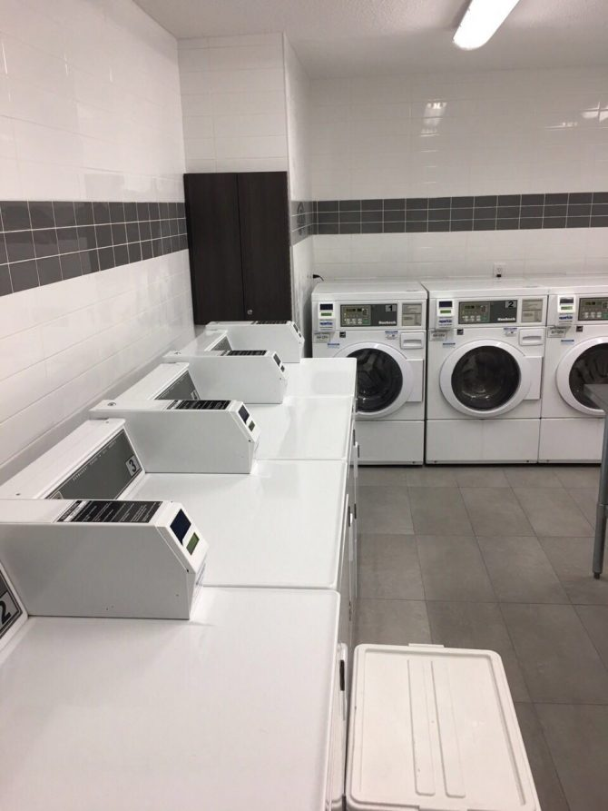 3122 Hurontario St. Laundry Rooms