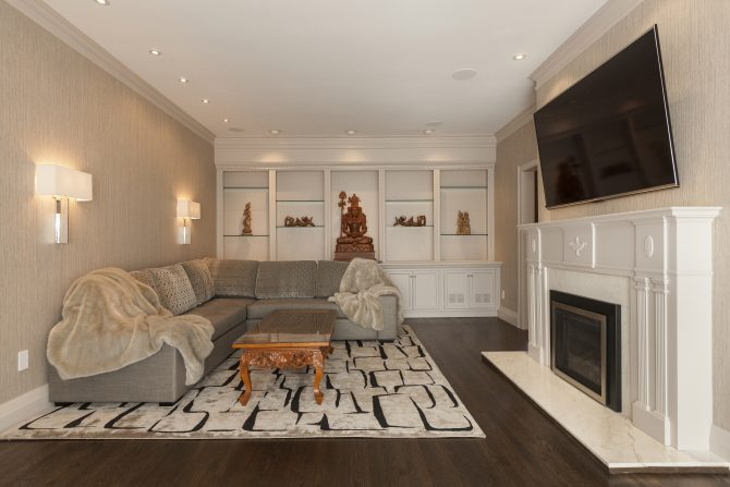 South Service Rd. Oakville Renovation